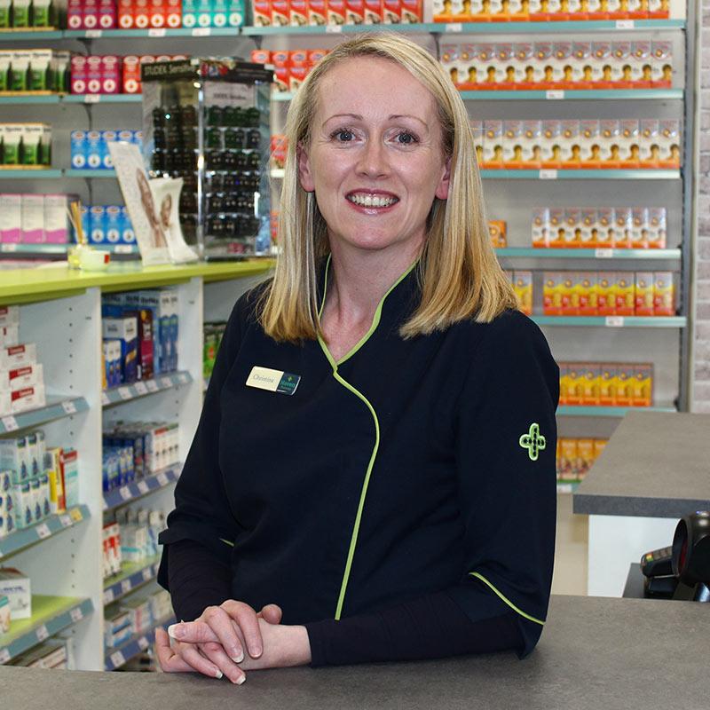 Christina O'Grady Dispensary Manager